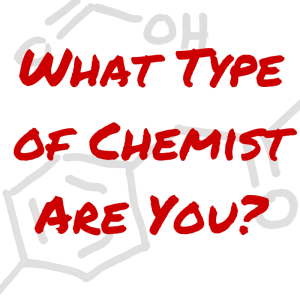 Chemist Personality Type Sq