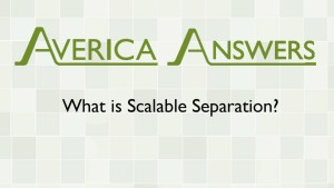 scalable separation